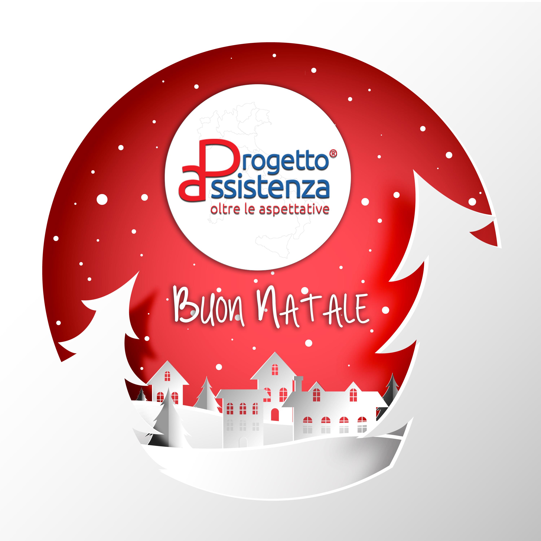 Buone Feste e Felice Natale