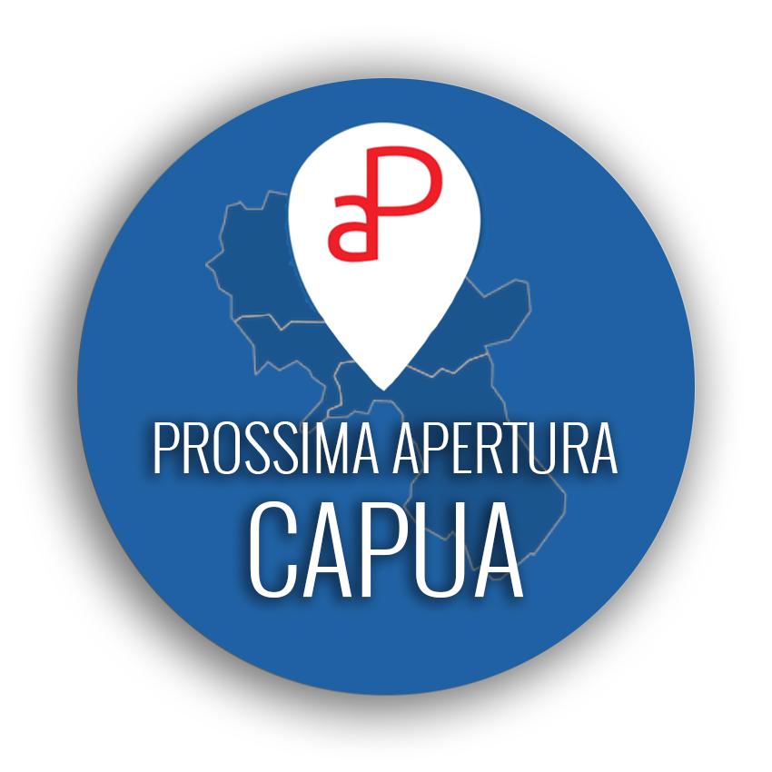 Prossima Apertura: CAPUA