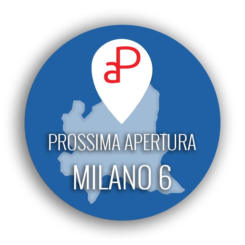 Prossima Apertura: MILANO6