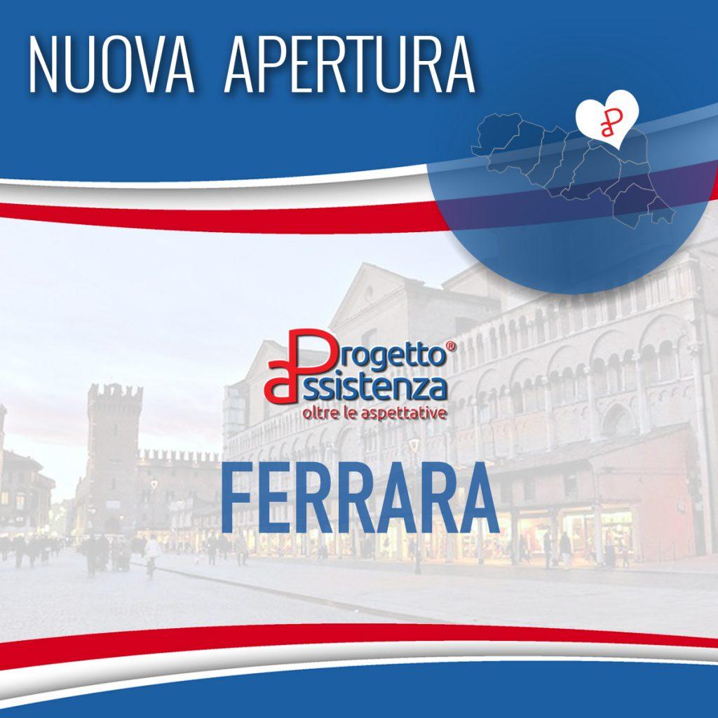 Nuova Apertura: Ferrara