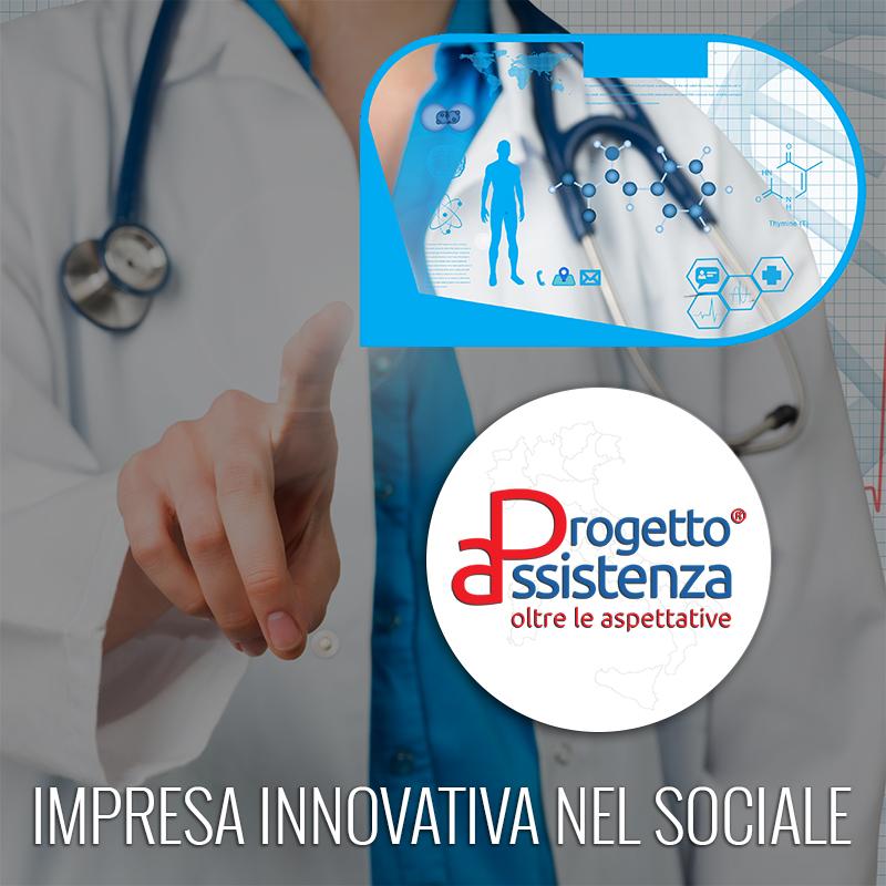 IMPRESA INNOVATIVA NEL SOCIALE 4.0