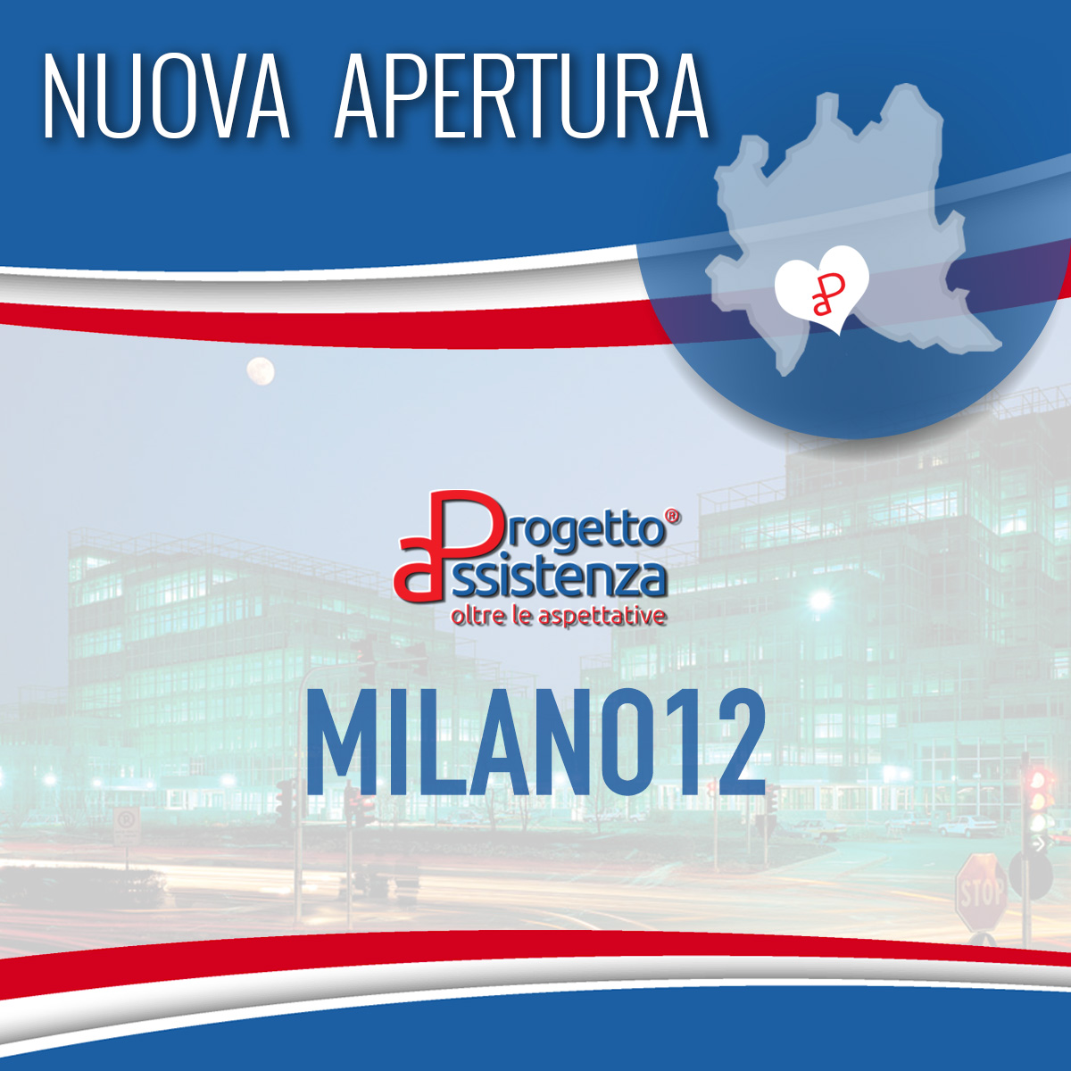 Nuova Apertura: Milano12