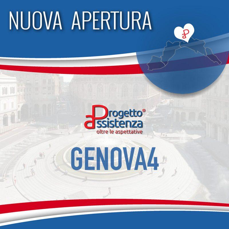 Nuova Apertura: Genova4