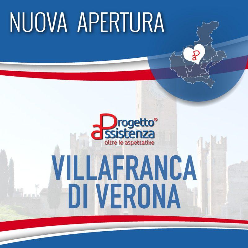 Nuova Apertura: Villafranca di Verona