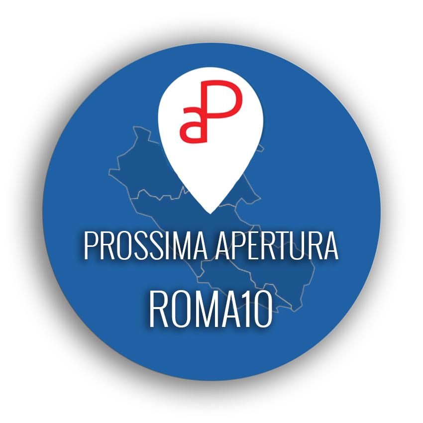 Prossima Apertura: ROMA10