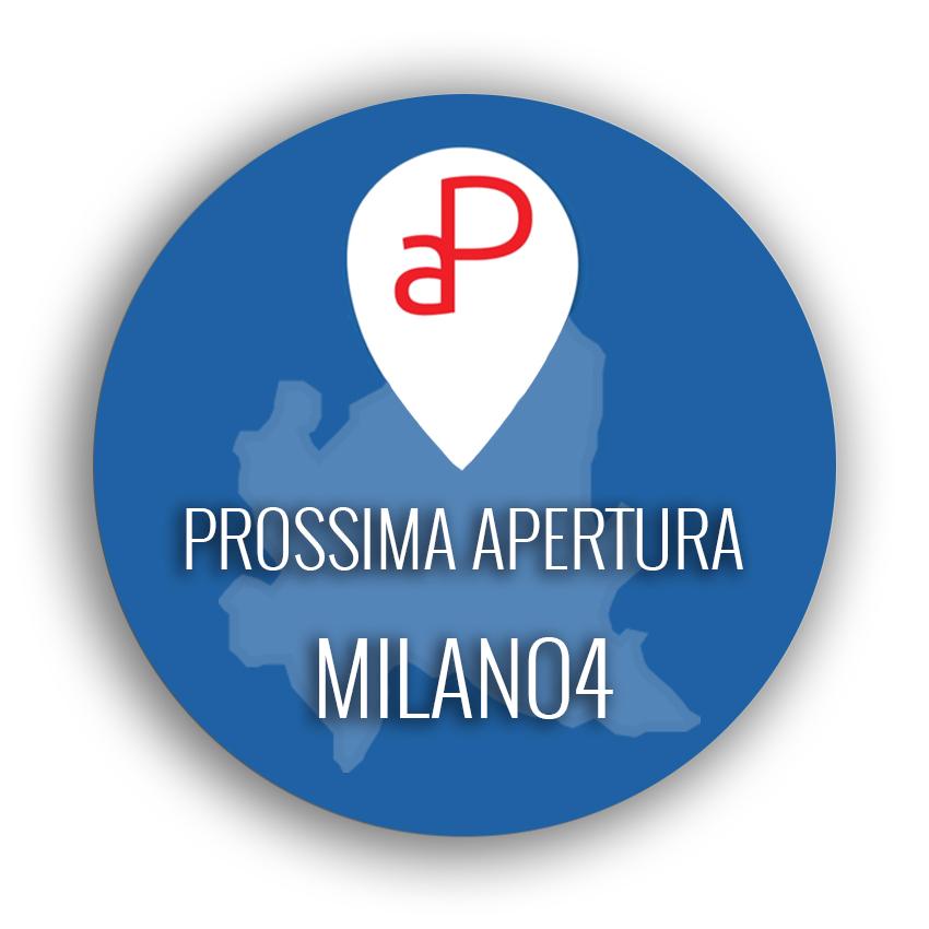 Prossima Apertura: MILANO4