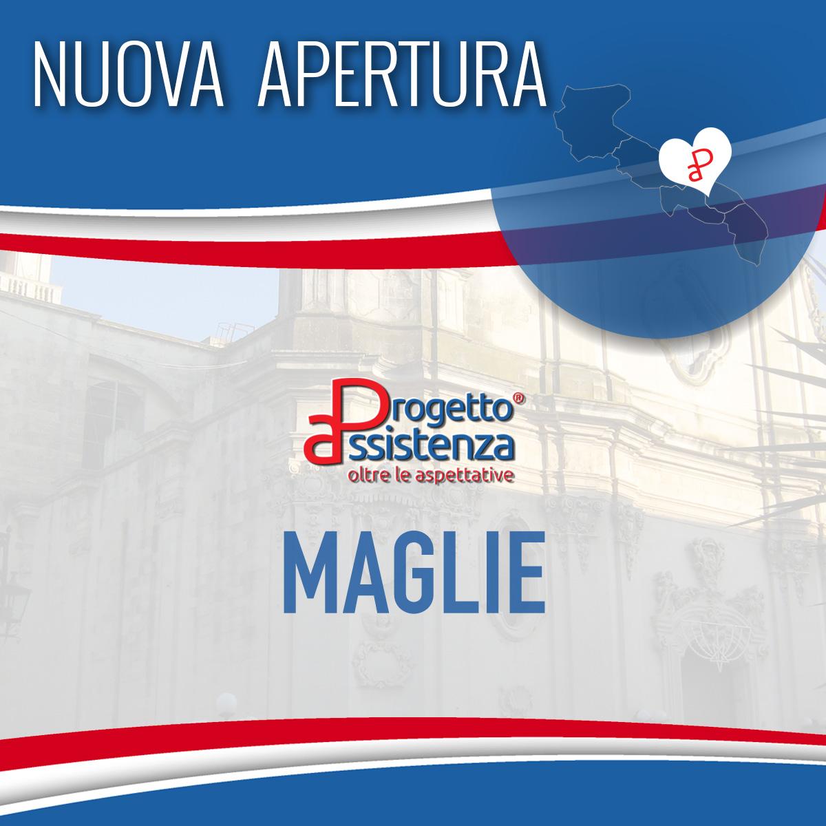 Nuova Apertura: Maglie