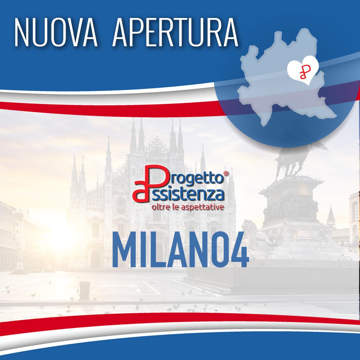 Nuova Apertura: Milano4