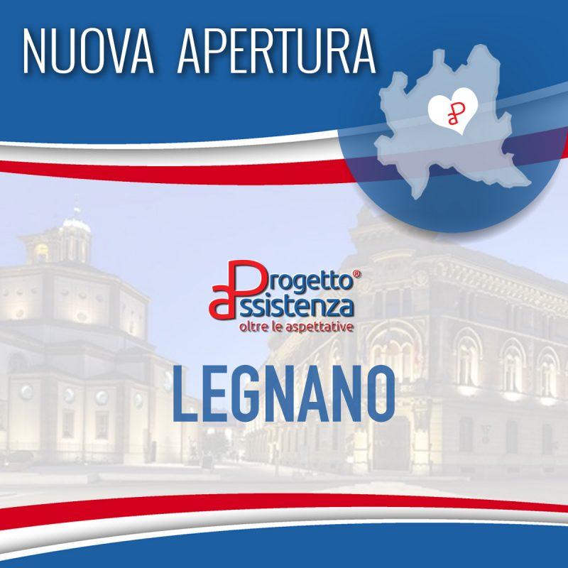 Nuova Apertura: Legnano