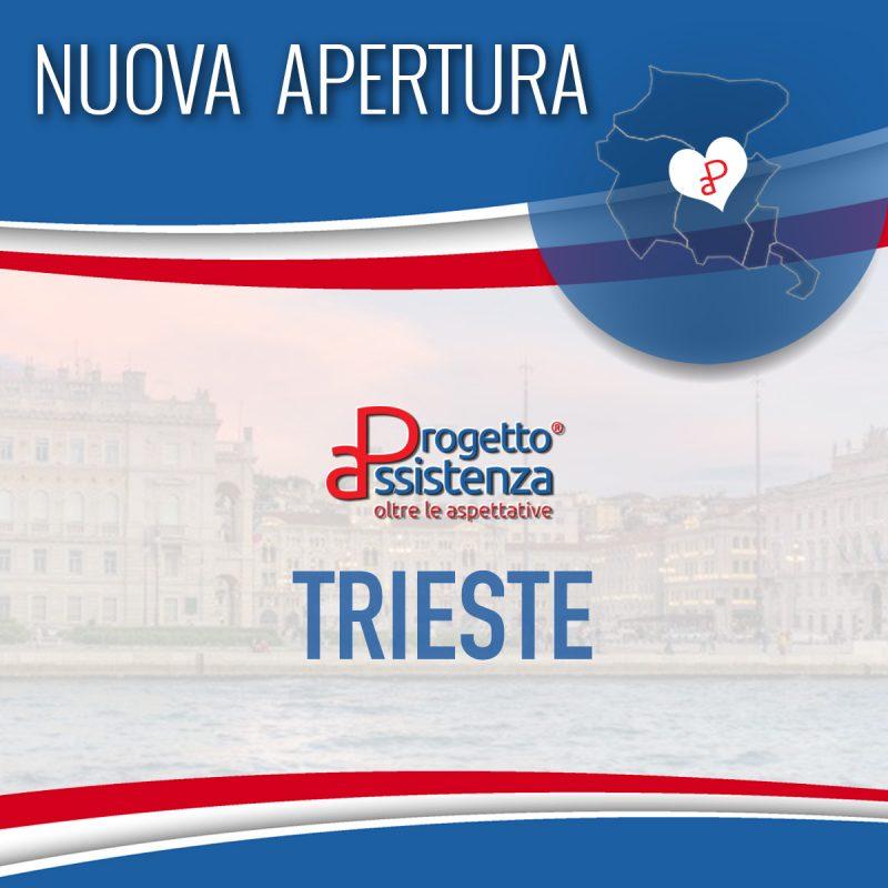 Nuova Apertura: Trieste
