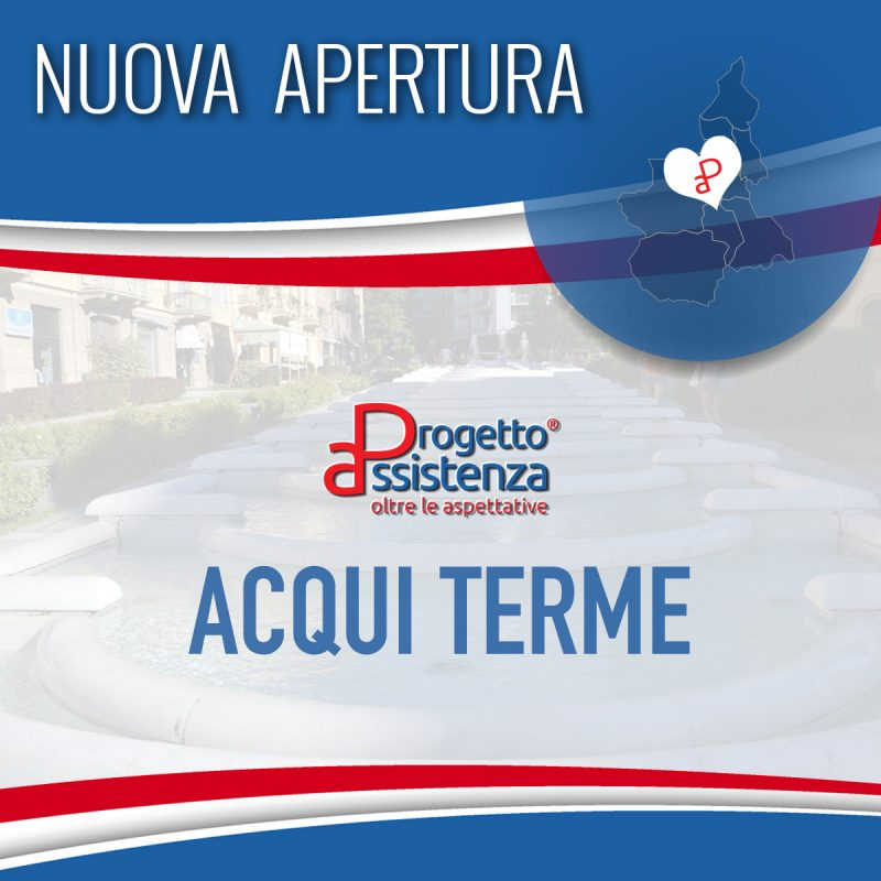 Nuova Apertura: Acqui Terme