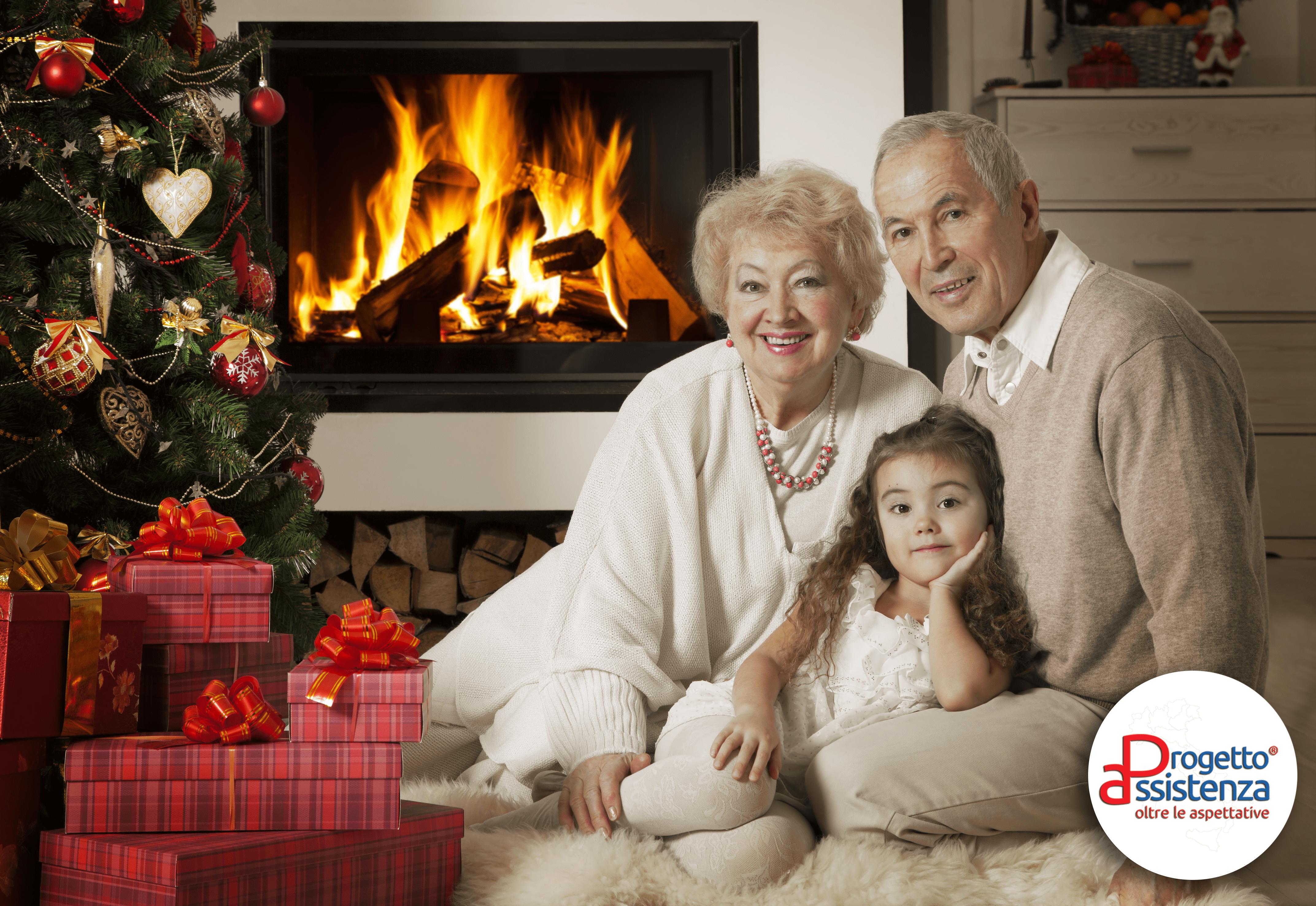 Natale: Progetto Assistenza garantisce i servizi di assistenza domiciliare per tutte le Feste